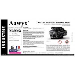Lingette Désinfectante Parfumée 130 x 200