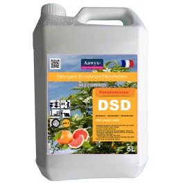 Détergent Surodorant Désinfectant DSD en flacon