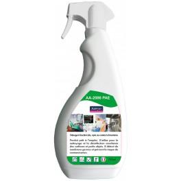 Nettoyant Désinfectant PAE Inodore en flacon
