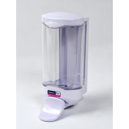 Distributeur gel et savon vrac translucide 1L